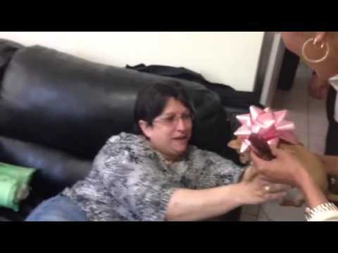 Mom Gets a Special Mother's Day Gift