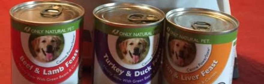 My Dogs Try the PowerStew from Only Natural Pet #PawNatural