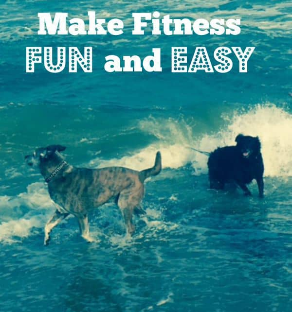 make fitness fun and easy