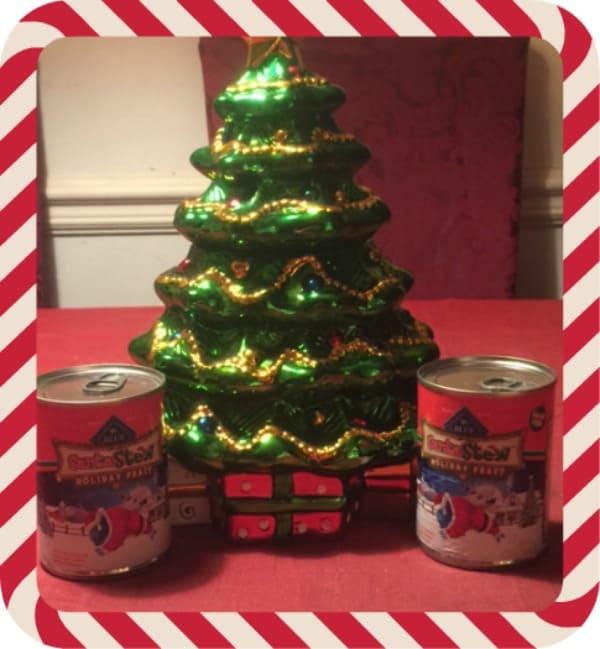 Blue Santa Stew