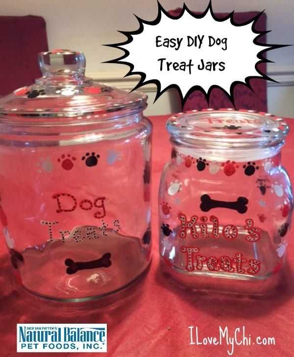 Easy DIY Treat Jars