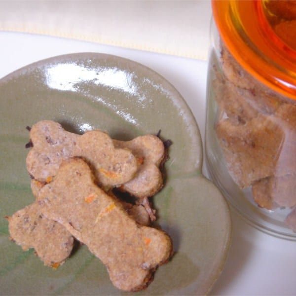 Meaty Dog Biscuits