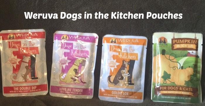Weruva Dogs in the Kitchen pouches