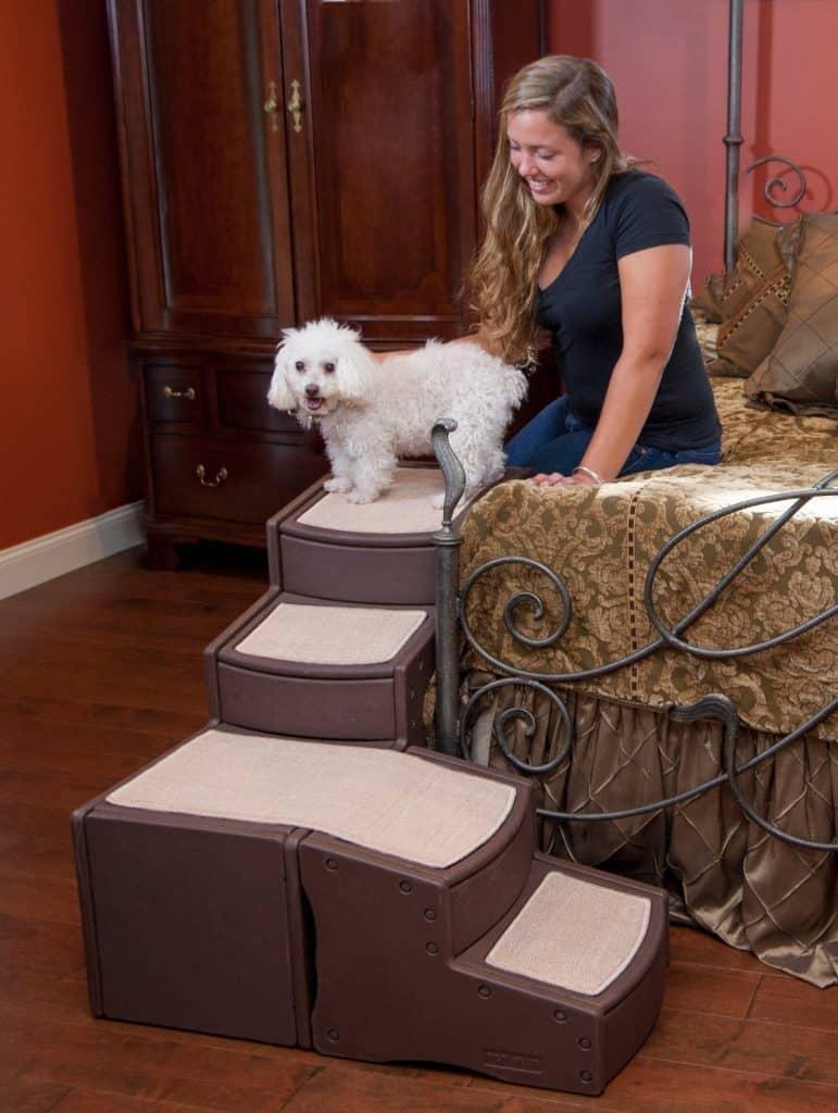 Pet Gear Easy Step Bed Stair