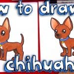 How to Draw a Chihuahua the Easy Way