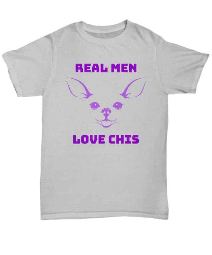 Real Men Love Chis Shirt