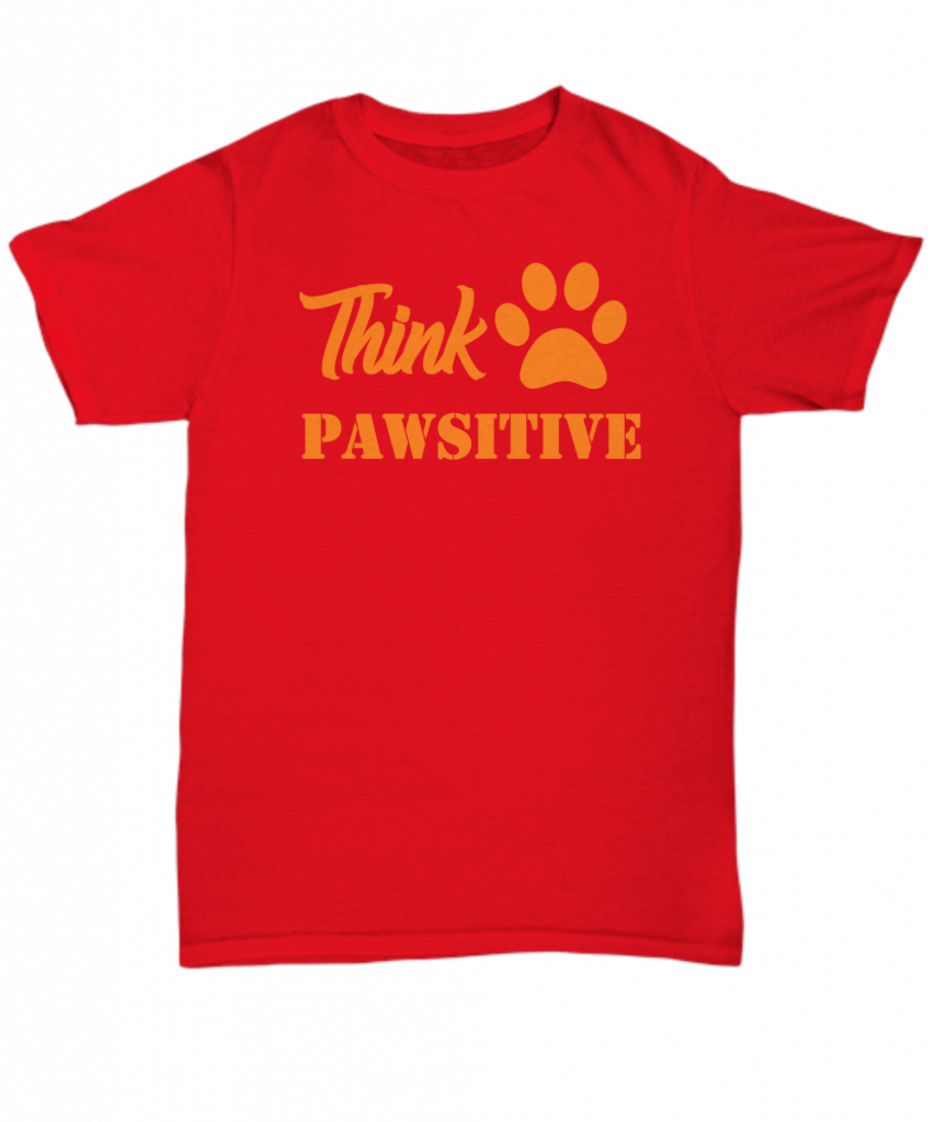 Think Pawsitive Shirt