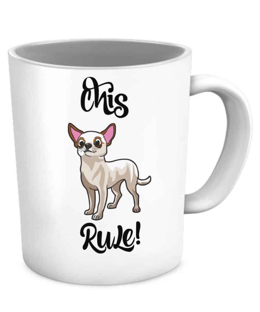 Chis Rule Mug