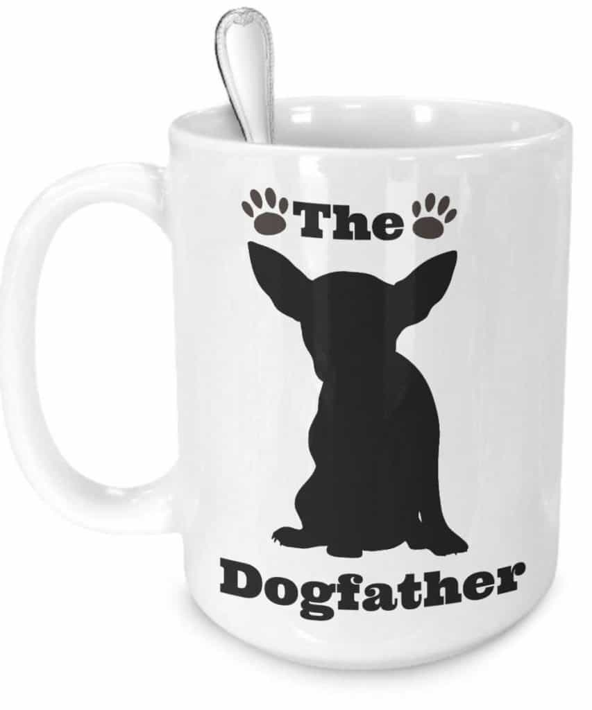 The Dogfather Mug