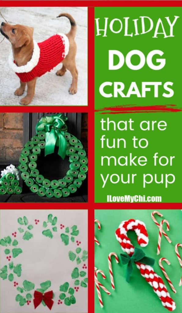 various dog crafts photos